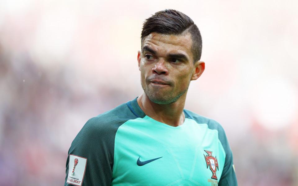 Отборът на Португалия няма да разчита на централния защитник Пепе