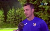 Генчев: Трябва да трупаме самочувствие в мачове като този с ЦСКА