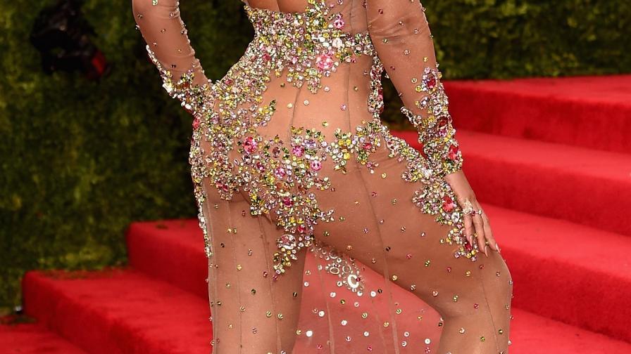 Ето как изглеждат идеалните задни части и чии са