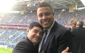 Марадона сега пък иска да става руснак