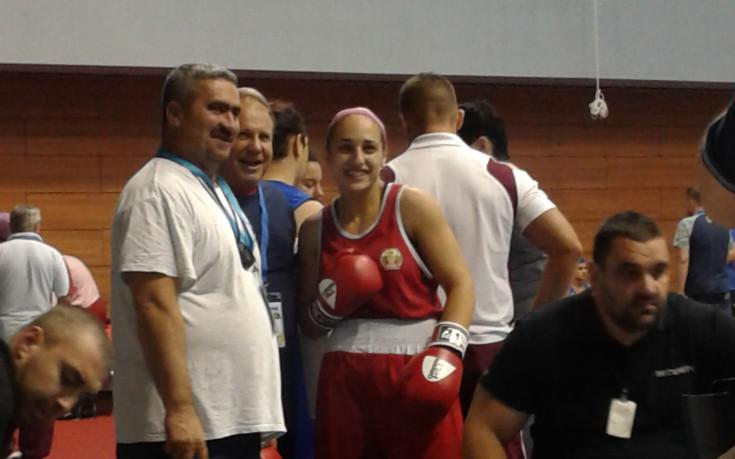 Първа българска победа на ЕП по бокс за девойки