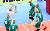 Волейболните юноши с втори успех на Европейското