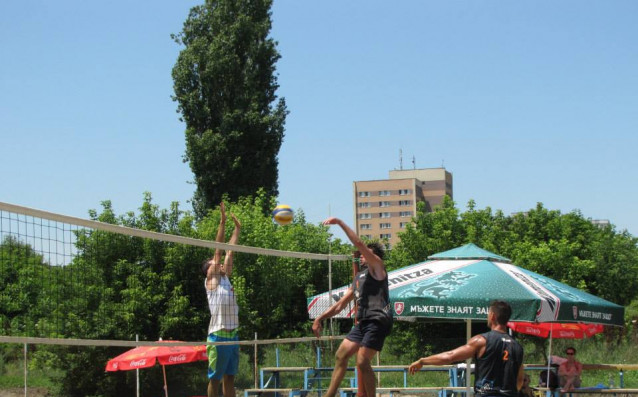 Beach Volley Mania