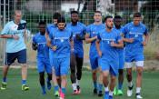 Левски тренира в Черна гора<strong> източник: Валентин Грънчаров, Gong.bg</strong>