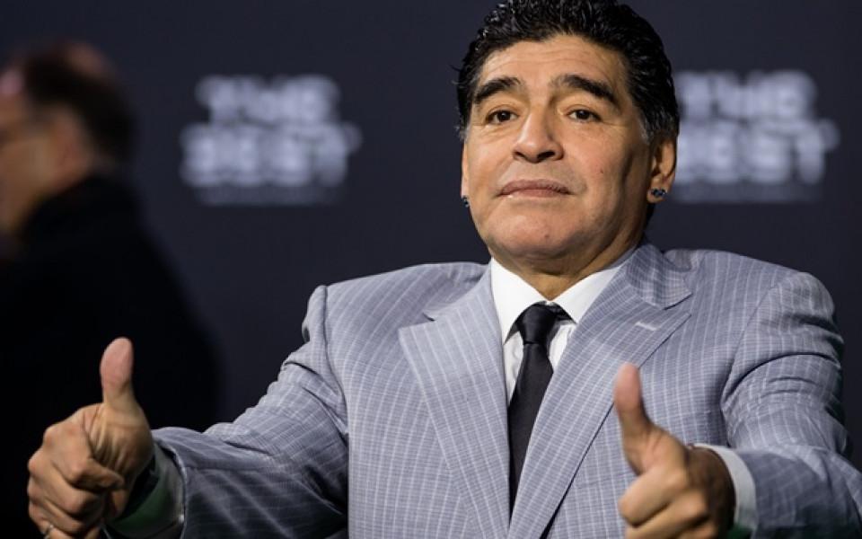 Марадона се върна в Неапол и ситуацията излезе от контрол