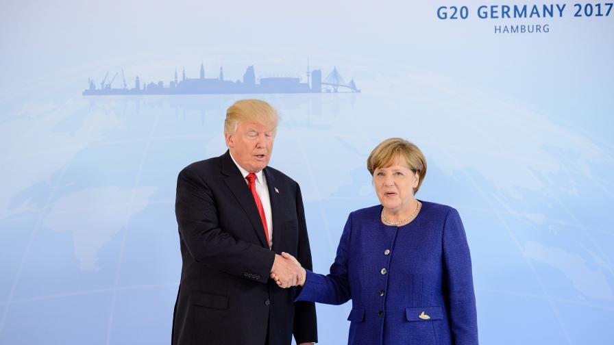 Два лагера в Европа спрямо Тръмп