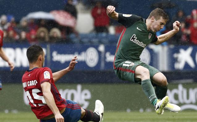 Осасуна - Атлетик Билбао<strong> източник: Gulliver/Getty Images</strong>