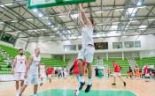 Баскетболните национали подчиниха Холандия /снимки/