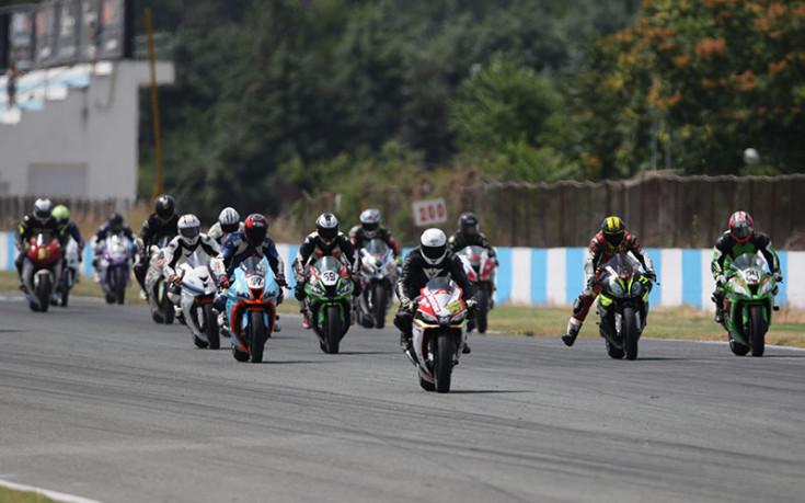 Силно представяне на българите на пистата в Серес на Европейското по мотоциклетизъм