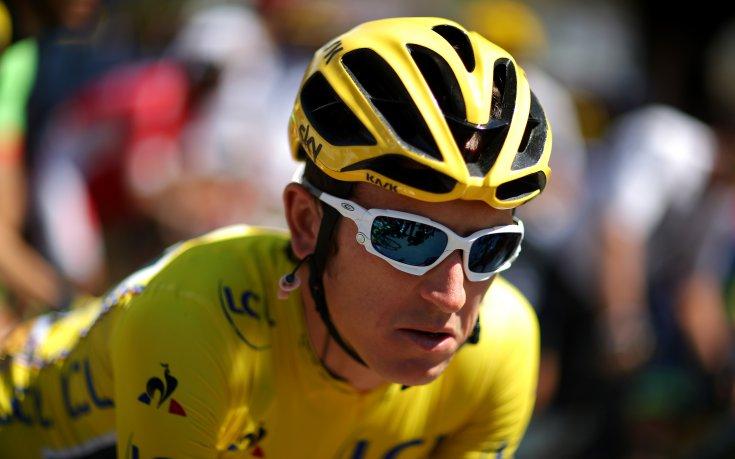 Джерайнт Томас напусна Тур дьо Франс след лошо падане в 9-ия етап