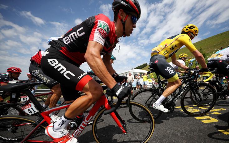 Пребилият се на Тур дьо Франс Порт: Щастлив съм, че не беше по-тежко