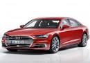 Най-после: впечатляващото ново Audi A8