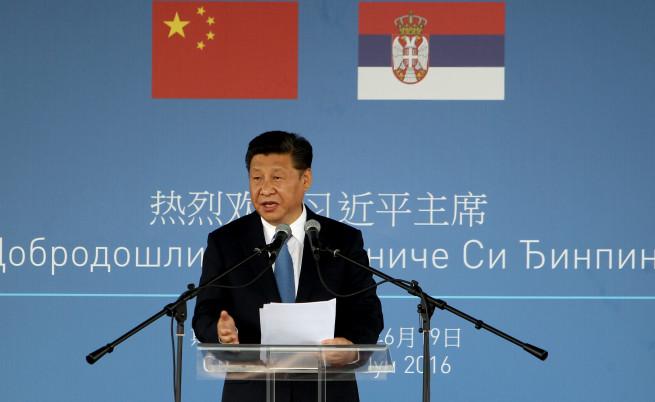 Самият китайски президент Си Дзинпин посети сръбския град заради сделката