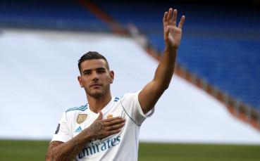 Реал Мадрид разкарва нов играч