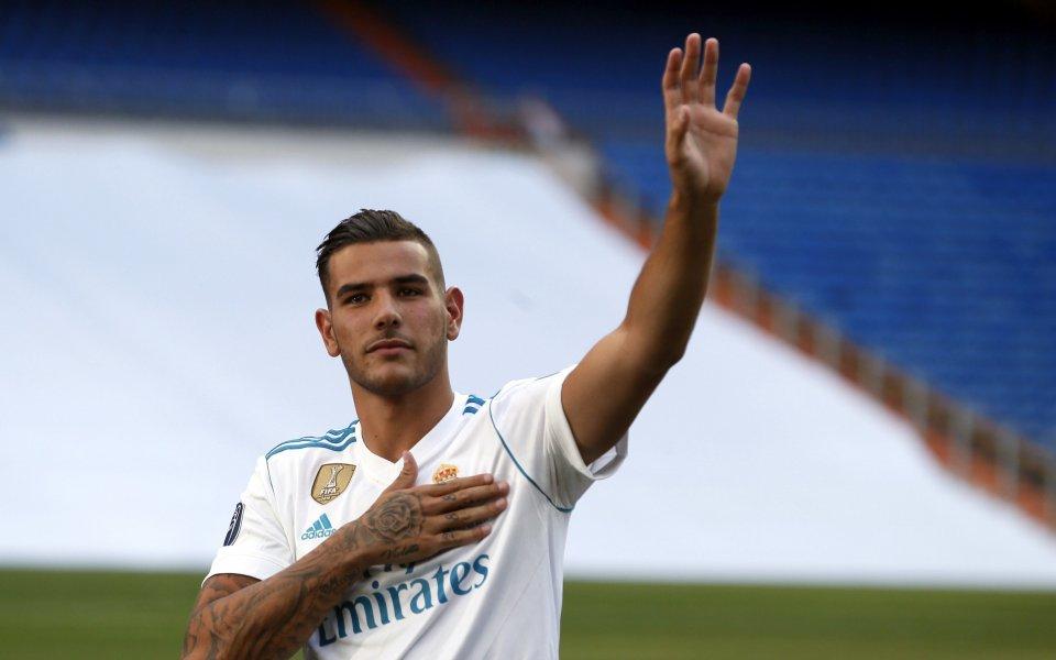 Тео Ернандес: В Барса има добри играчи, но аз харесвам само тези на Реал М