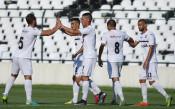 Славия с група от 20 футболисти срещу Септември