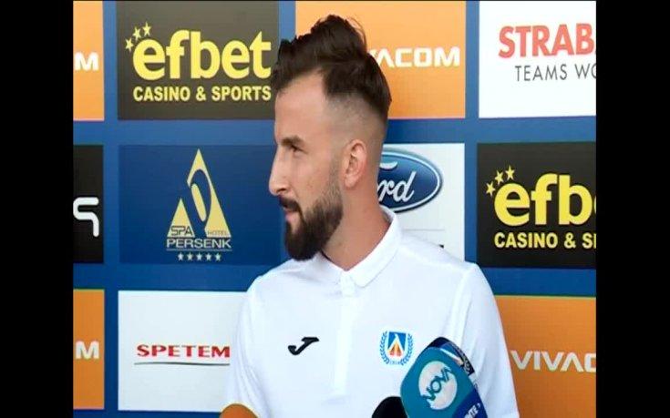 Васил Панайотов: Да играеш за Левски е достатъчна мотивация