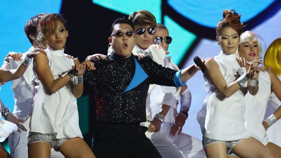 Новата най-слушана песен, която измести Gangnam Stylе