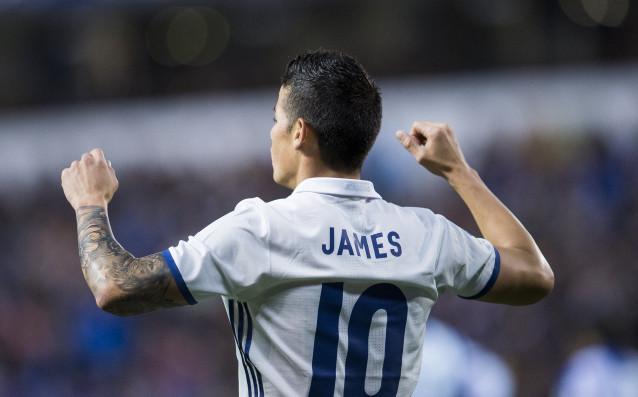 Футболистът на Байерн Мюнхен Хамес Родригес определи напускането на Реал