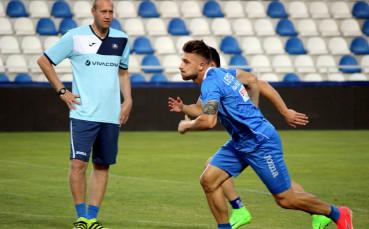 Румънец напусна Левски и веднага си намери нов отбор