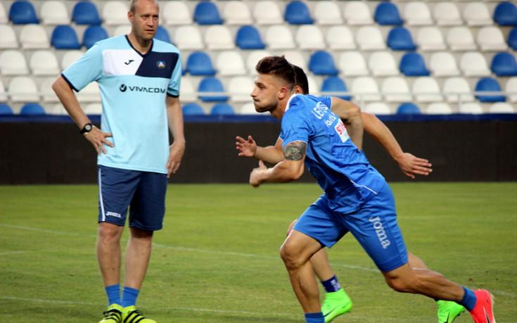Играч на Левски изкушаван от опцията Динамо Букурещ