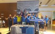 Феновете на Левски провокирали проблемите в Задар, твърдят хърватските медии