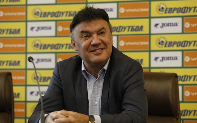 Левски издигна Боби Михайлов за президент на БФС