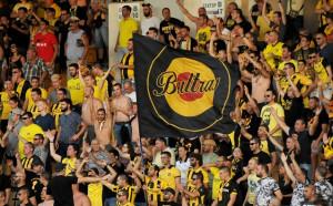 Жълто-черно море заля Бургас
