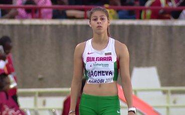 Титла за Александра Начева на Младежките олимпийски игри