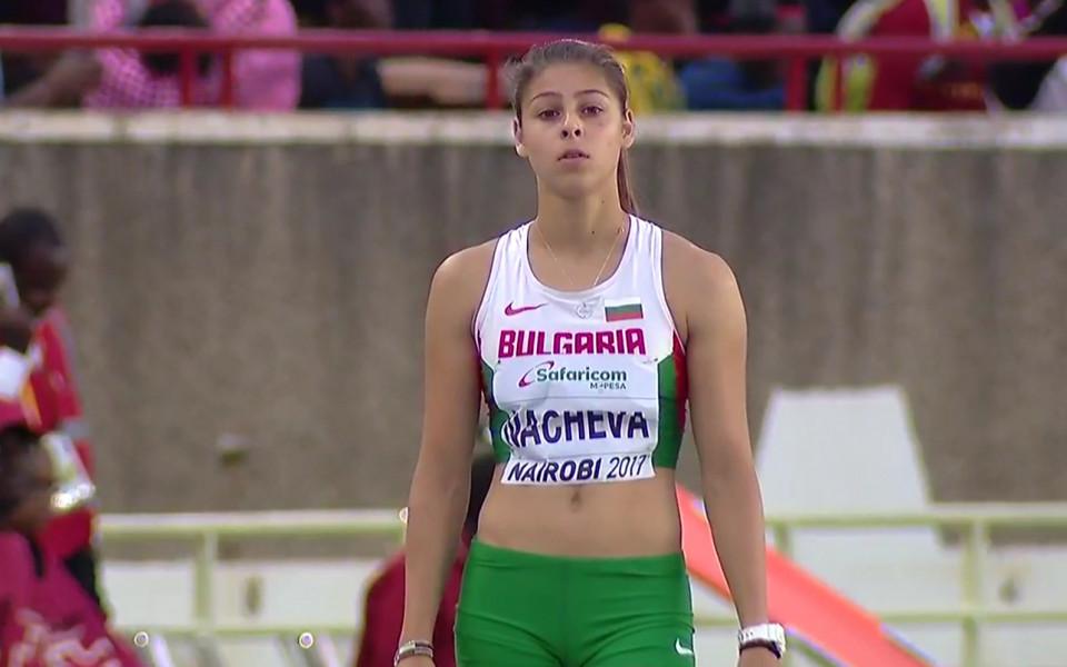 14 български атлети в Гросето, Начева атакува две дисциплини
