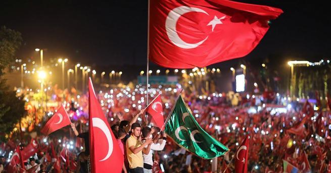 Турция отбелязва втората годишнина от опита за преврат в страната.