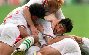 Двама българи в Топ 10 на играчите от САЩ'94