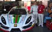 Иван Влъчков с второ място в GT4 в Словакия