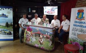 48 пилоти на планинско Шипка - Дамасцена