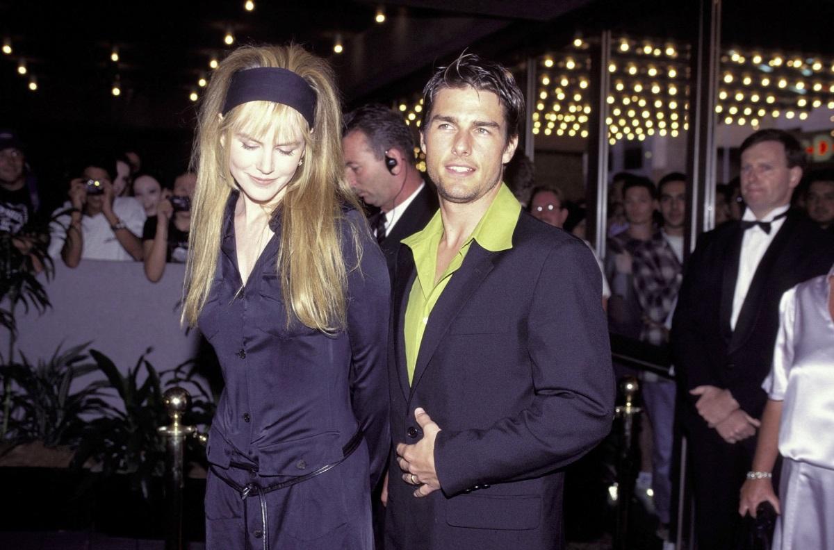 Никол Кидман и Том Круз - 1996 г.