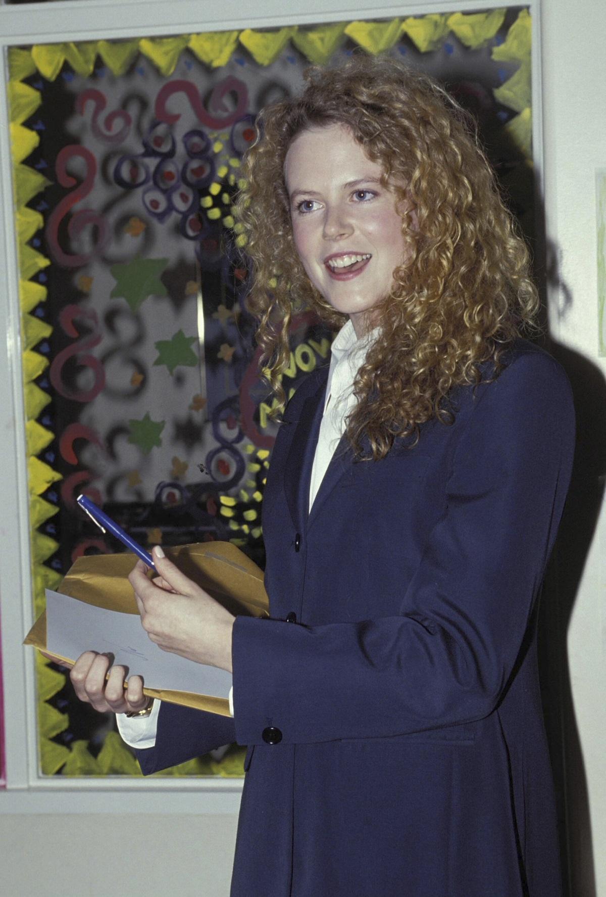 Никол Кидман - 1991 г.