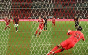 Арсенал се съвзе срещу кошмара си от Мюнхен