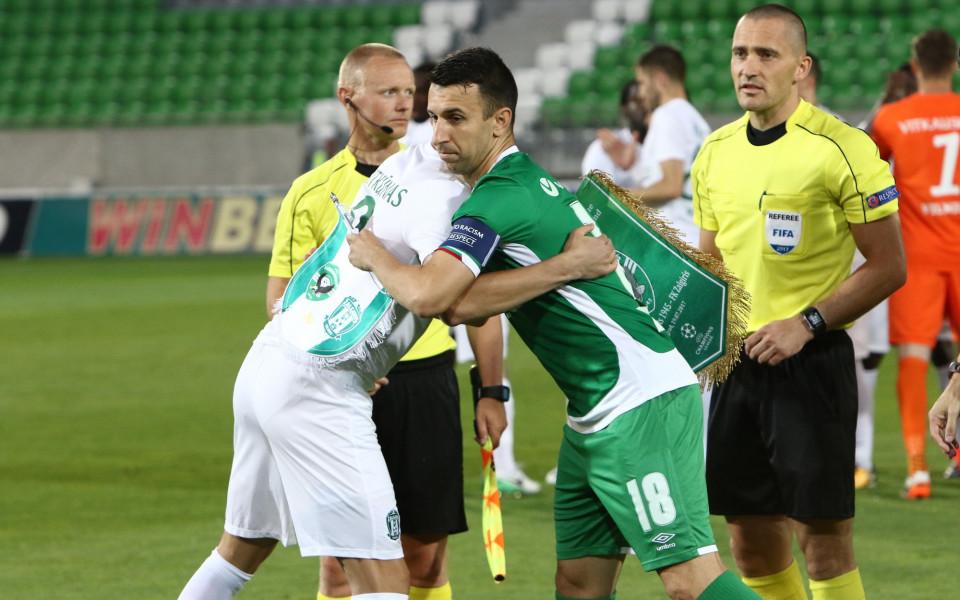 Дяков: Посвещавам победата на Владо Стоянов
