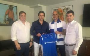 Официално: Габриел Обертан вече е играч на Левски!