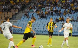 Рециталът на Ботев срещу Бейтар в снимки