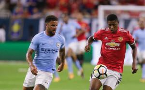 Юнайтед триумфира в чуждестранното дерби на Манчестър, Лукаку пак бележи