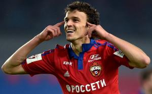 Потвърдиха наказанието на Еременко от ЦСКА