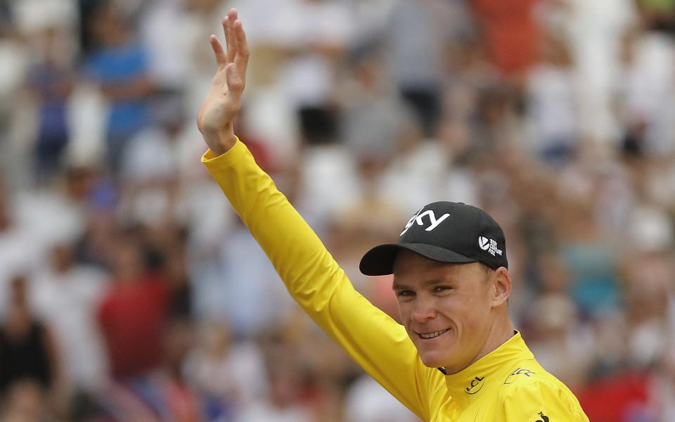 Крис Фрум си осигури трети пореден  триумф в Тур дьо Франс