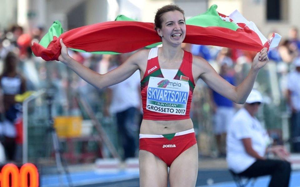 Скандал на Европейското по лека атлетика пред погледа на българин