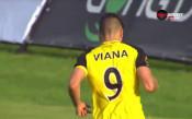 Втори гол за Виана и Ботев с комфортна преднина
