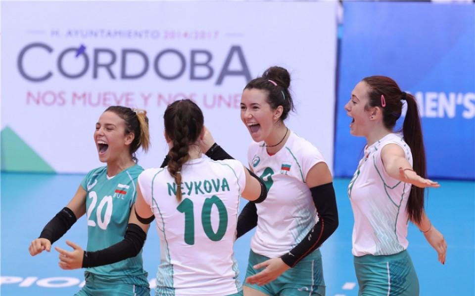 България завърши на 11-то място в крайното класиране на световното
