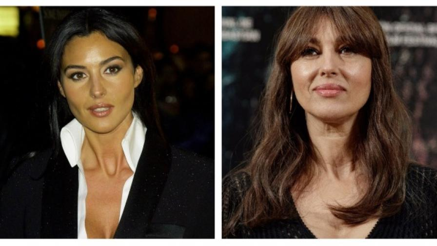 20 години по-късно: Големите холивудски актриси днес (СНИМКИ)