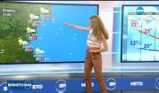 Прогноза за времето (25.07.2017 - обедна емисия)