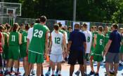 Везенков и Минчев уважиха Националния камп<strong> източник: facebook.com/basketballfederation/</strong>