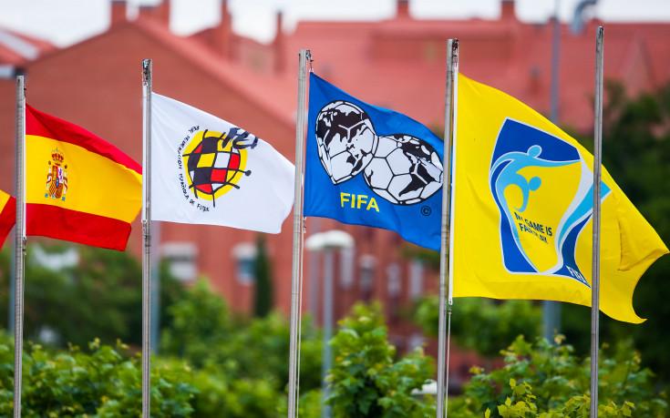 Изхвърлят Испания от всички турнири, ако Каталуния се отцепи